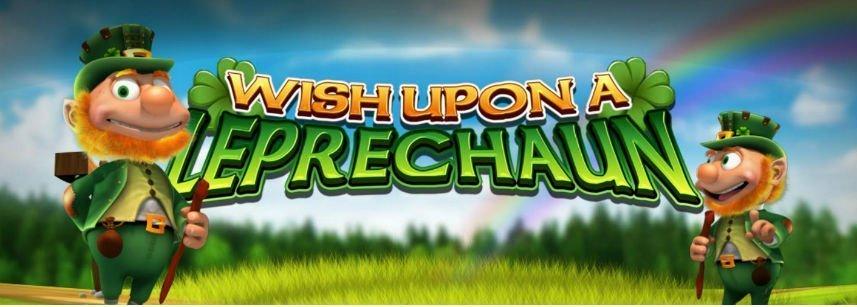 Två figurer från casino spelet Wish Upon a Leprechaun Megaways