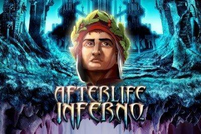 afterlife inferno slot logo