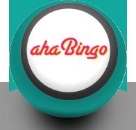bingoboll från ahaBingo