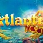 logotyp från red tigers casinospel atlantis