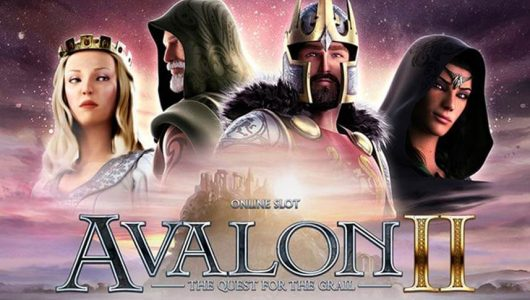 Avalon 2 Quest for the Grail