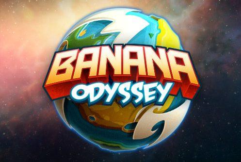 online slot banana odyssey som utvecklats av casinospeltillverkaren slingshot