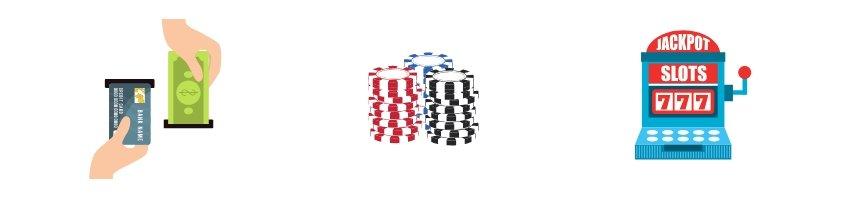 Nya betalningsmetoder på casino