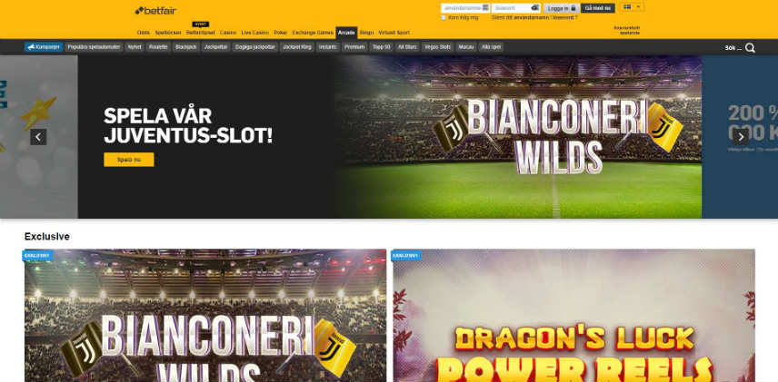 online slots casinobonus