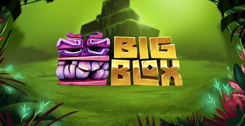 Grafik från casinospelet Big Blox