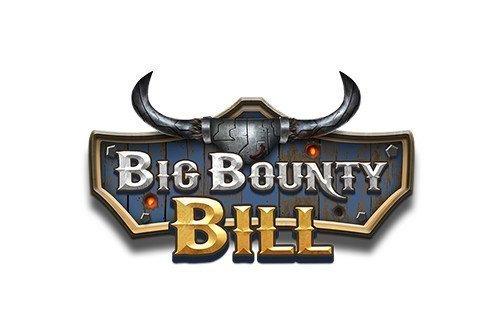 Logotyp från Kalamba Gamings online slot Big Bounty Bill