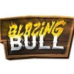 Logotyp från casinospelet Blazing Bull