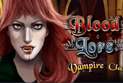 Blood Lore Vampires Clan - NextGen Gaming - Rizk Casino