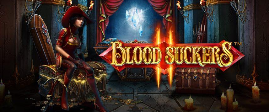 Blood Suckers II är ett nytt vampyrspel från NetEnt