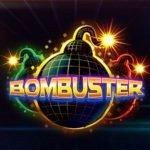 logotyp för bombuster