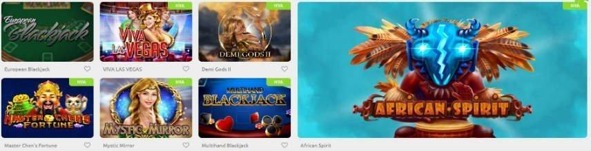 casinospel slots online
