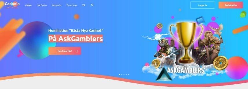online casino spelsajt