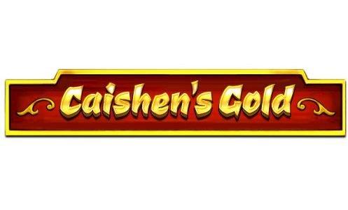 logotyp från casinospelet Caishens Gold