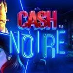 logotyp från casinospelet cash noire