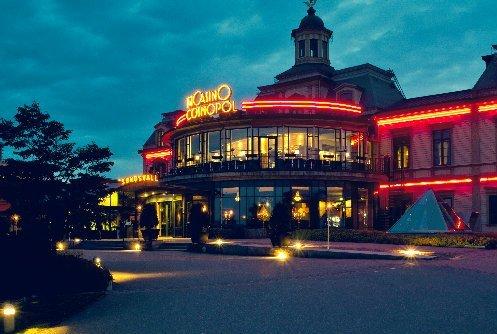 """Casino Cosmopol avvecklas - """"Inte affärsmässigt försvarbart"""""""