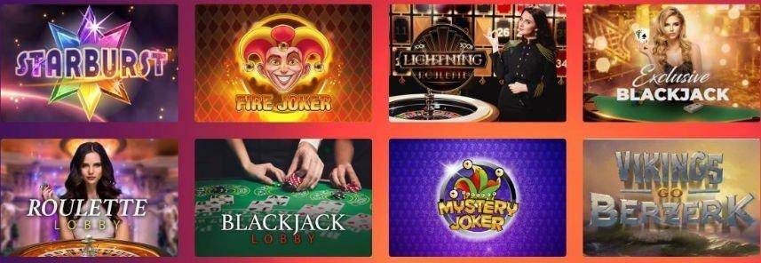 online slots på casinogods