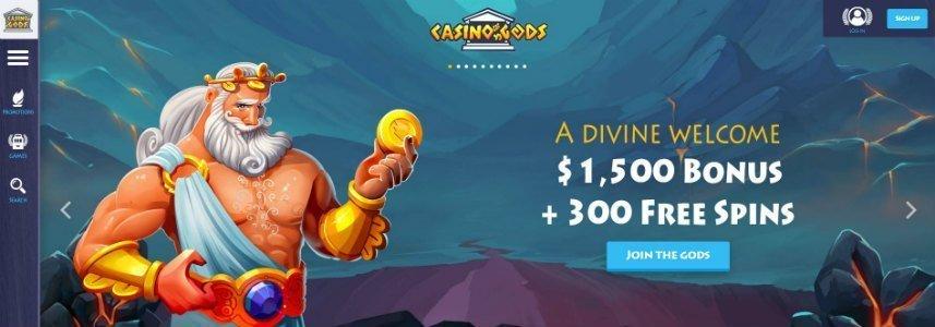 online casinot casino gods