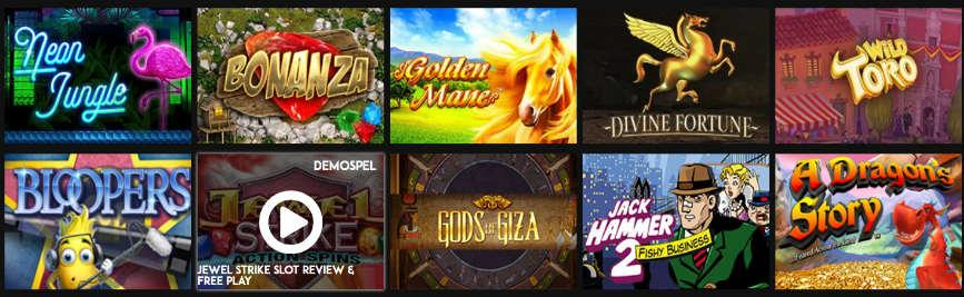 slots casinospel
