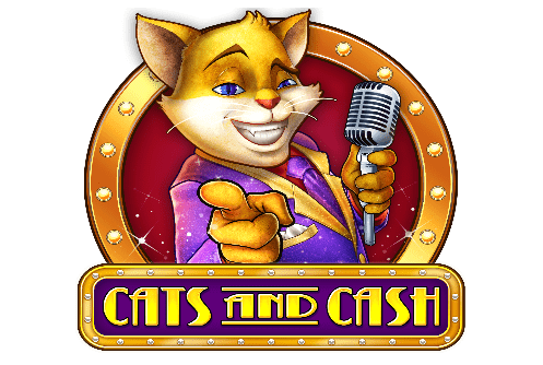 Cats and cash logo