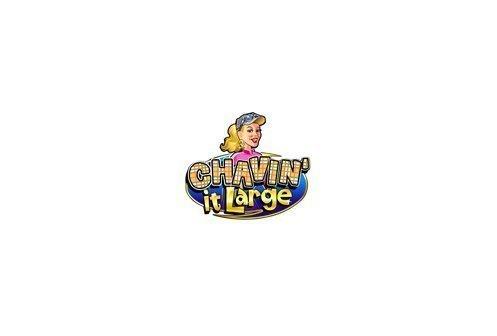 Logotyp från spelet Chavin it large.