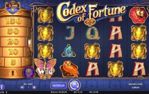 codex-of-fortune-netent