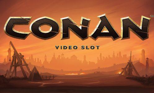 casinospelet Conan från NetEnt