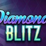 Logotyp från casinospelet Diamond Blitz