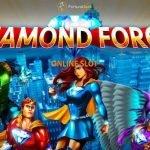 Grafik och logotyp från Diamond Force