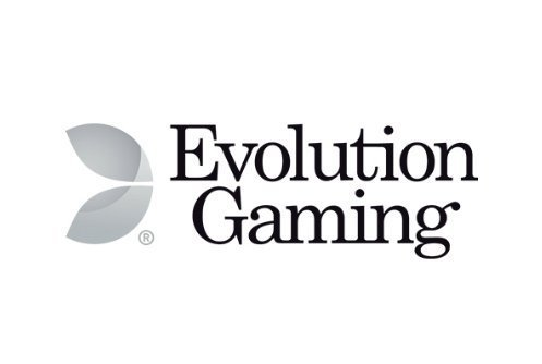 Logotyp från Evolution Gaming