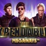 logotyp från casinospelet Expendables Megaways