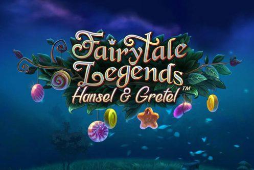 Spela Fairytale Legends: Hansel & Gretel hos Casumo