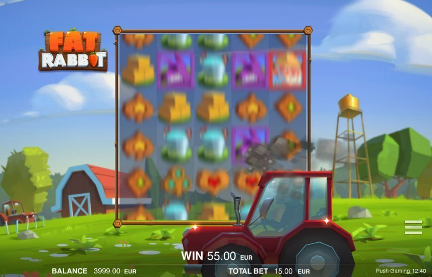 bonusfunktion i online slot fat rabbit