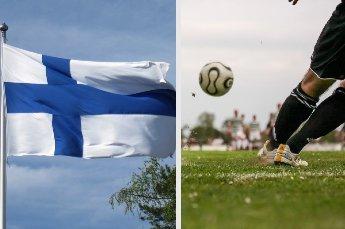 Finland förbereder sig för sitt första Fotbolls-EM någonsin