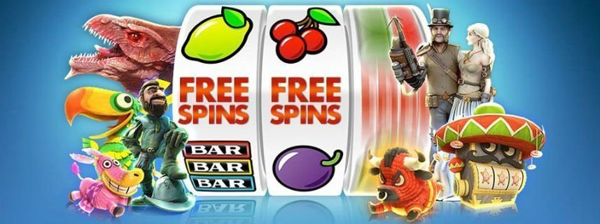 Casino freespins with game mascots