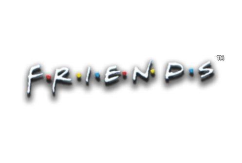 logotyp tillhörande tv-serien Friends.