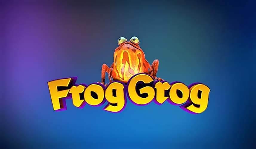 Frog Grog spelautomat - Mobil6000