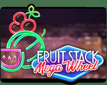 fruit stack mega wheel logo