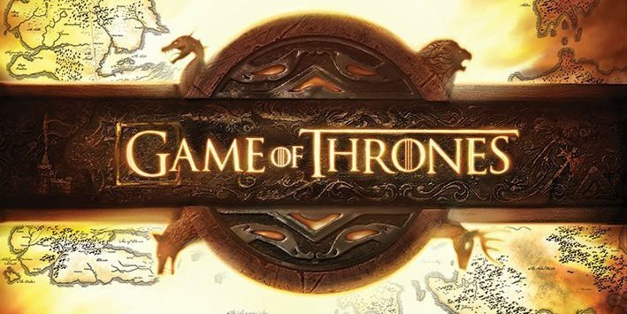 Game of Thrones intro logo