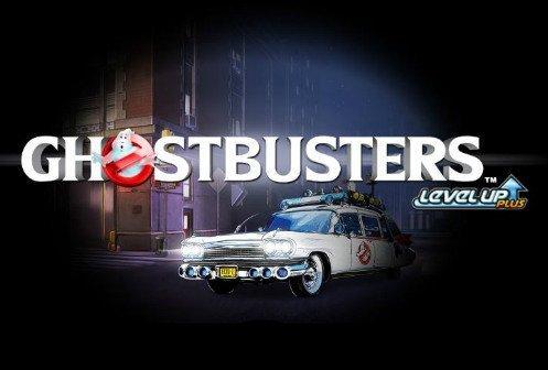 Grafik från online slotten Ghostbusters Plus