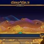 bakgrundsbild från gods of gold infinireels