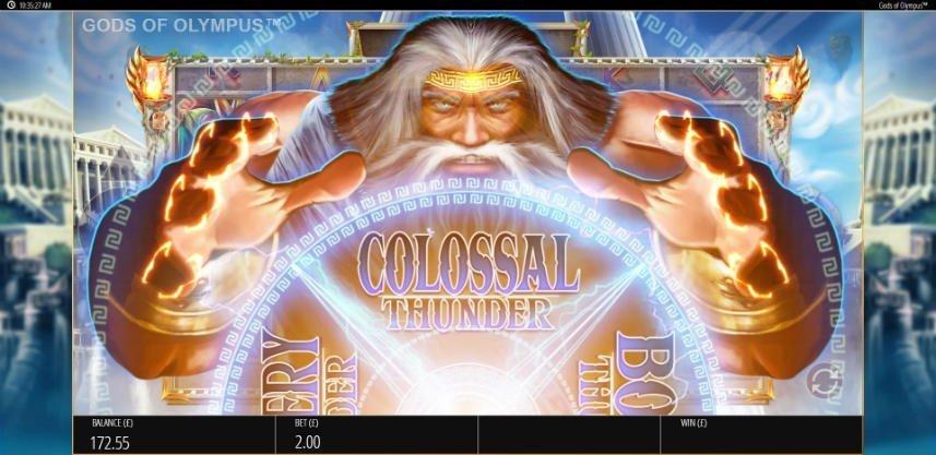 freespins i online sloten gods of olympus