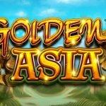 Logotyp från casinospelet Golden Asia