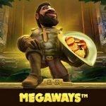 Gonzo Quest Megaways logotyp