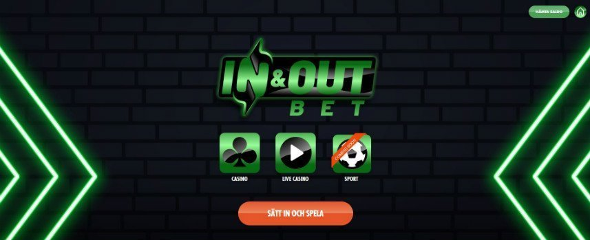 casinot InAndOutBet