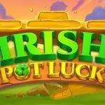 logotyp för irish pot luck