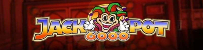 Jackpot 6000 online slot
