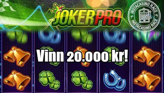Joker Pro Race