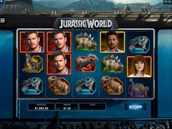 Juassic World Slot