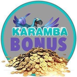 Karamba casino mascot och bonus