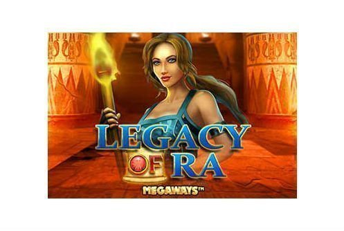 legacy of ra spelautomat logo